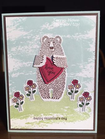 SU! Bear Hug, Teeny Tiny Wishes