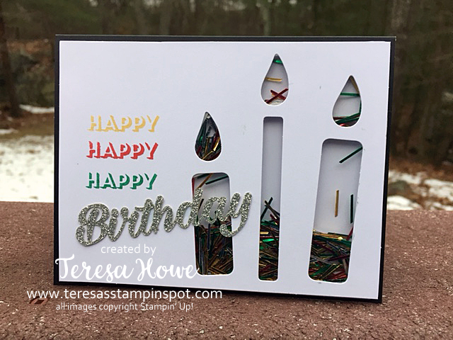 SU! Birthday Brights Project Kit, Birthday Bright
