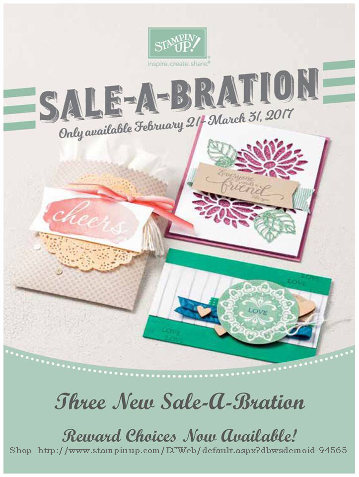 SU! Sale-A-Bration Brochure