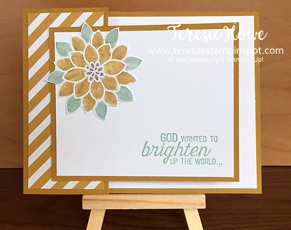 Stampin' Up! Flourishing Phrases, In Color 2015-2017