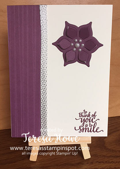 Stampin' Up! SU! Eastern Palace