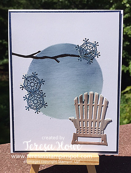 Stampin' Up! SU! Colorful Seasons
