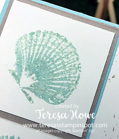 So Many Shells, SU!, Stampin' Up!