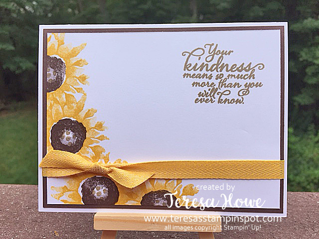 Painted Harvest, Stampin' Up!, SU!