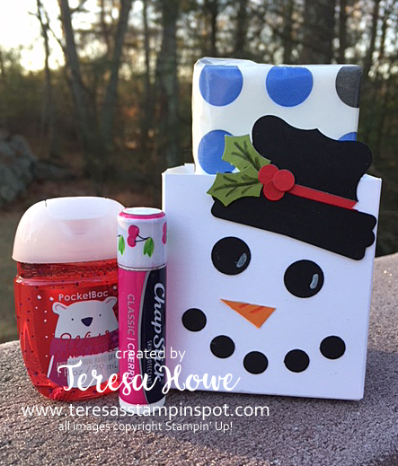 Gifts, Christmas, Treat Holder, Gift Bag Punch Board, Punches, Stampin' Up!, SU!