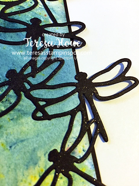 Dragonflies, Brushos, Stampin' Up!, SU!, Occasions2018