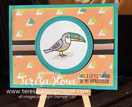 Birds, Puns, Bird Banter, Stampin' Up!, SU!, 2018OccasionsCatalog