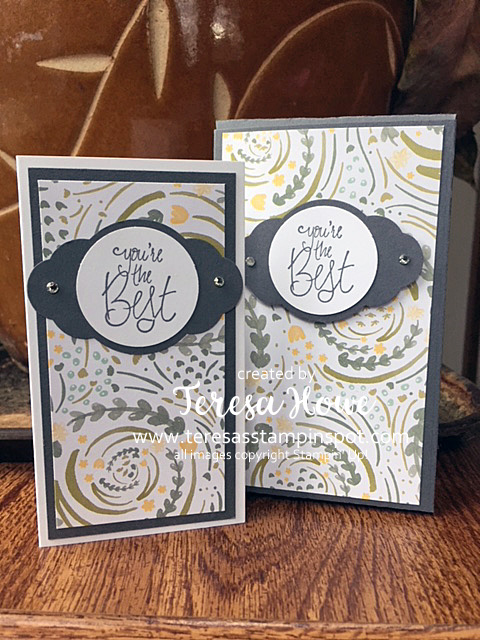 Card Set, Box, Lots to Love, Labels to Love, Stampin' Up!, SU!