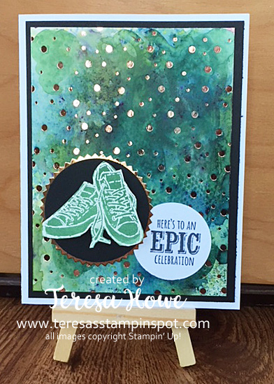 Boys, Teens, Epic Celebrations, 2018Sale-A-Bration, 2018Occasions, Brushos, Stampin' Up!, SU!
