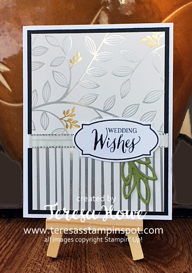 Wedding, Love, Springtime Foils, Rose Wonder, 2018SaleABration, Stampin' Up!, SU!