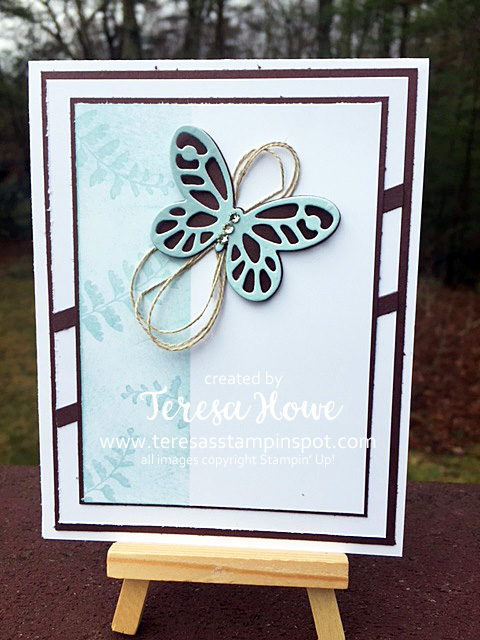 Butterflies, Butterfly Basics, Stampin' Up!, SU!