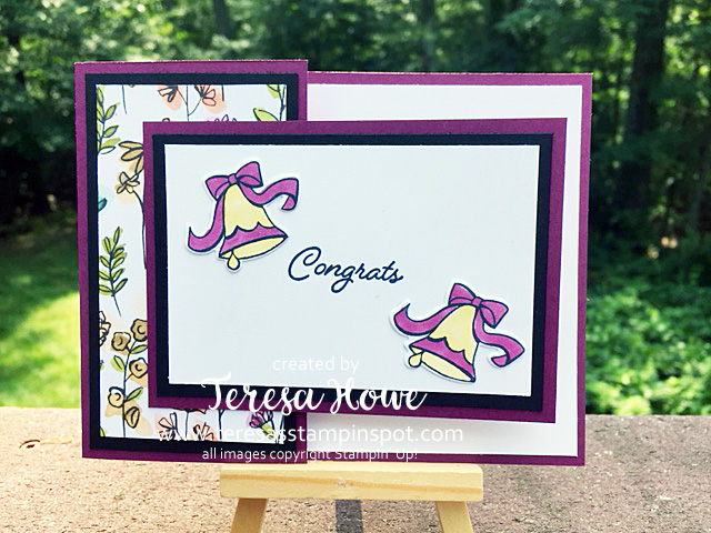 Wedding, Blended Seasons, Stampin' Up!, SU!