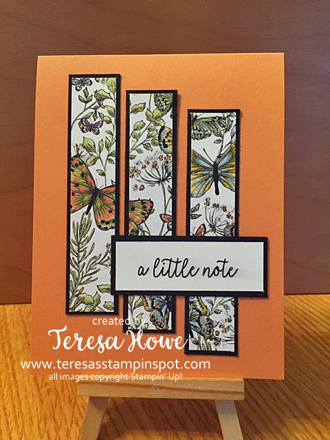 Butterflies, Butterfly Gala, 2019 Occasions, 2019 Sale-A-Bration, Stampin' Up!, SU!