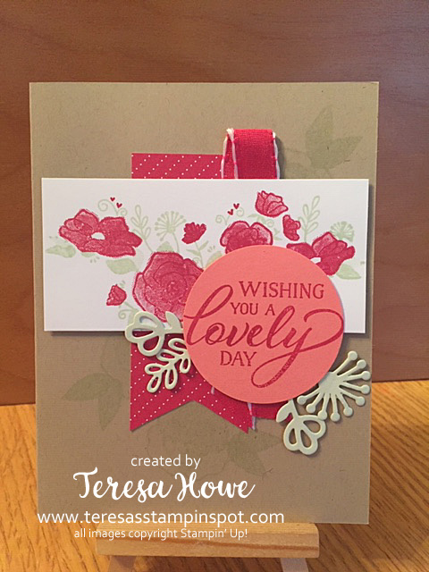 Forever Lovely, 2019 Occasions, Stampin' Up!, SU!