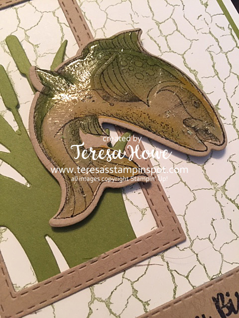 Best Catch, Fishing, Masculine, #2019Occasions, Stampin' Up!, SU!