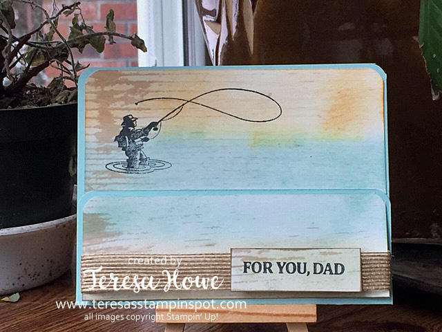 Masculine, Fishing, Best Catch, #2019Occasions, Stampin' Up!, SU!