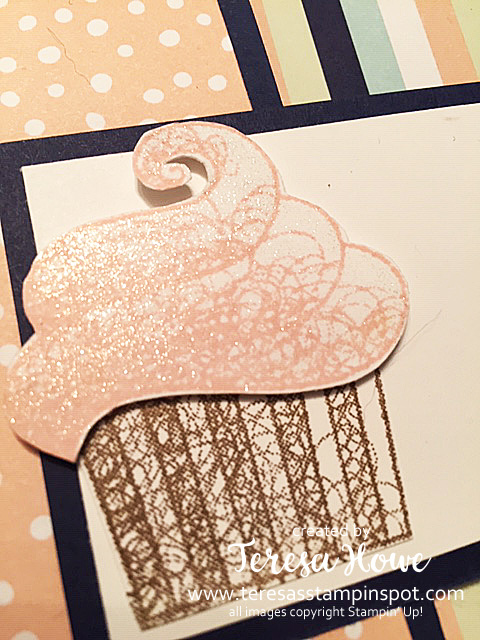 Cupcake, Birthday, Stampin' Up!, SU!, 2019Sale-A-Bration