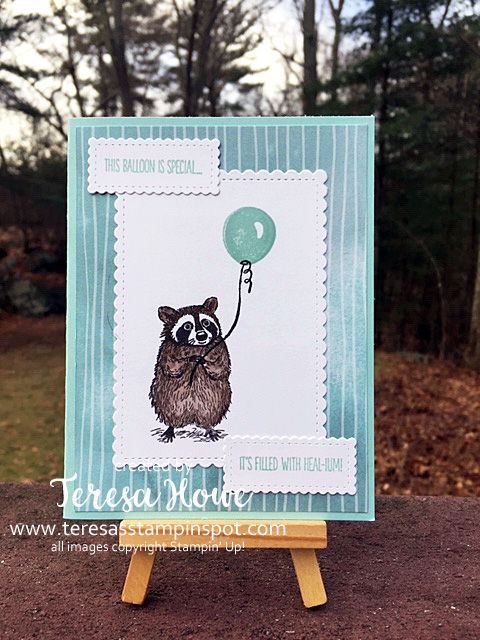Someone Special, #2020Occasions, Stampin' Up!, SU!, Get Well