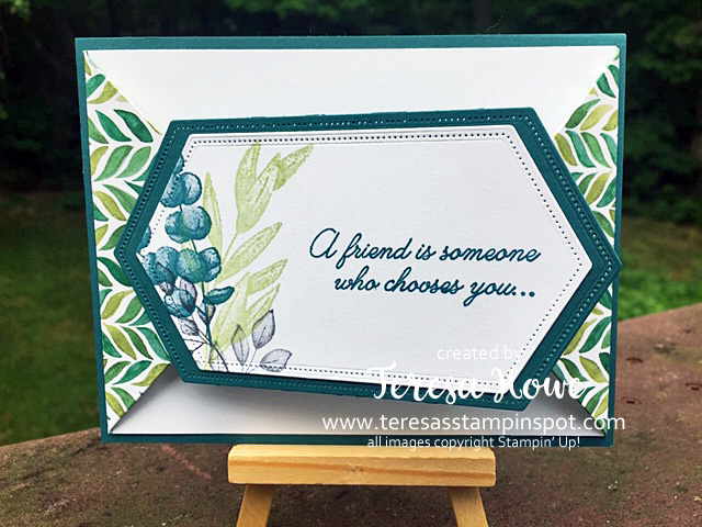 Forever Fern, #2020AnnualCatalog, Friendship, 2019-2021 In Colors, Stampin' Up!, SU!