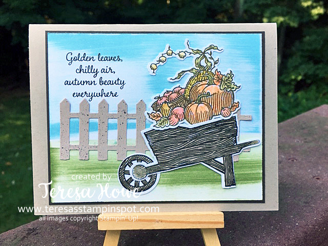 Fall, Autumn Goodness, Stampin' Up!, SU!, #AugDec2020MiniCatalog