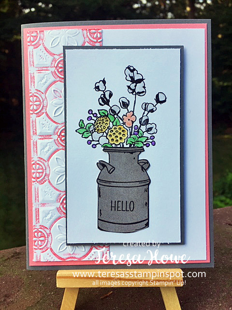 Hello, Friendship, Country Home, Stampin' Up!, SU!, #2020AnnualCatalog
