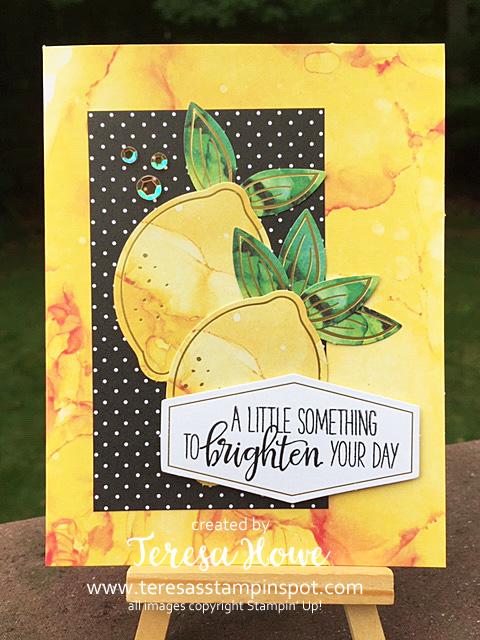 Paper Pumpkin, Sunshine, Stampin' Up!, SU!, #SendingSunshine, #PaperPumpkin