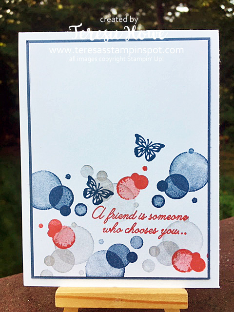 Beauty Abounds, Beginner, Friendship, Stampin' Up!, SU!, #2020AnnualCatalog