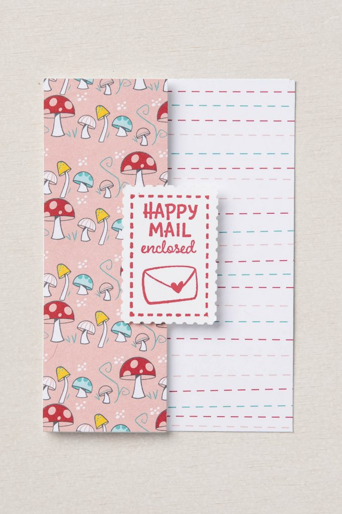 Snailed It, Snail Mail, Friendship, Stampin' Up!, SU!, #JanJuneMini2021