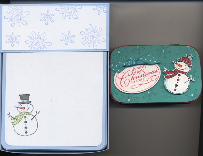 Snow Buddies Gift Set