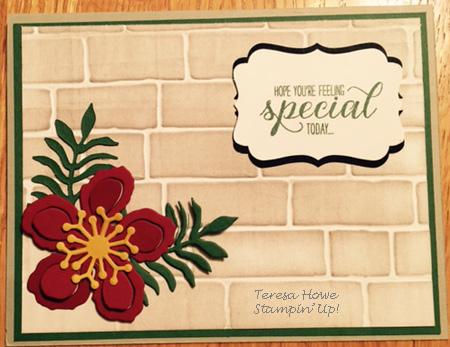 SU! Brick Wall, Botanical Builders, Garden in Bloom