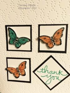 SU! Papillon Potpourri, Endless Thanks