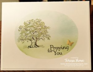 SU! Lovely as a Tree, Thoughts & Prayers