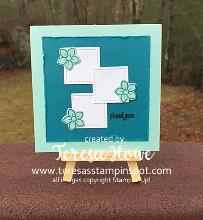 Stampin' Up! SU! Basket Bunch, That's The Tag