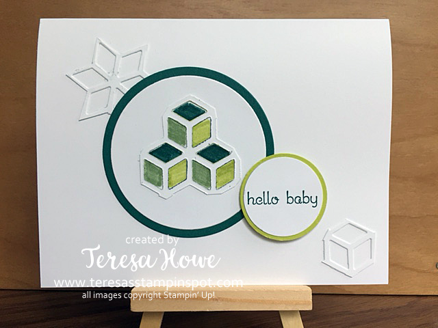 Oh So Eclectic, Teeny Tiny Wishes, baby, SU!, Stampin' Up!