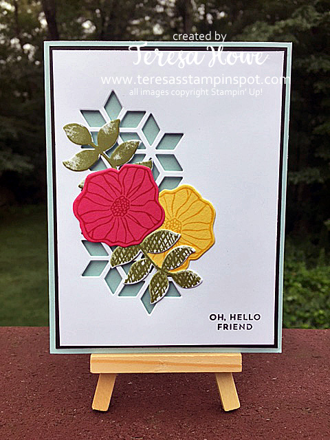 Oh So Eclectic, SSOTM, SU!, Stampin' Up!