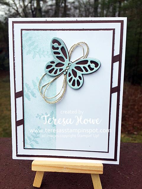 Butterflies, Butterfly Basics, Stampin' Up!, SU!