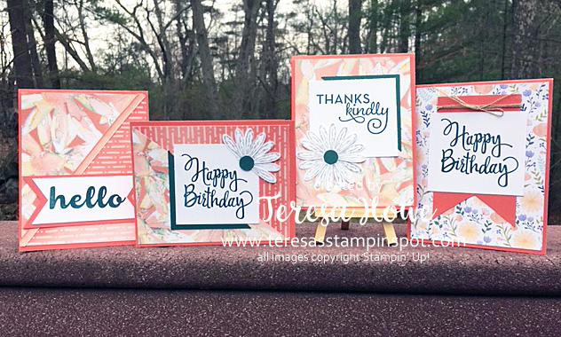 #loveitchopit, Daisies, Delight Daisy, Daisy Delight, Designer Series Paper, DSP, Stampin' Up!, SU!