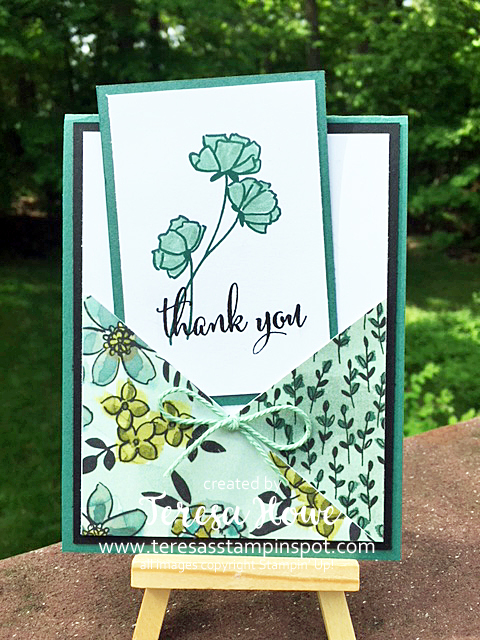 Thank You, Share What You Love, Love What You Do, Stampin' Up!, SU!, #2018AnnualCatalog
