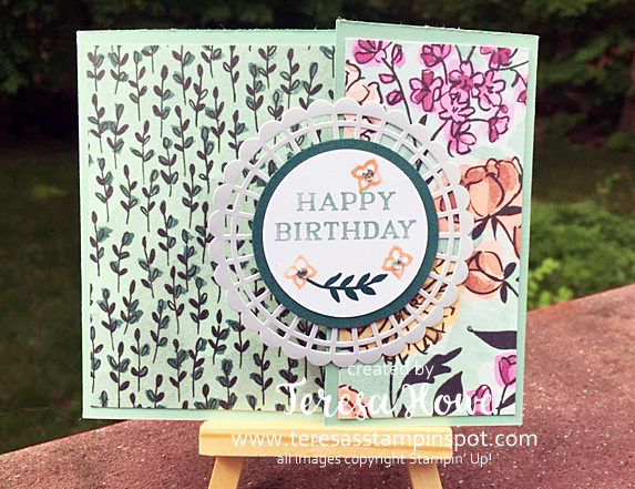 Birthday, Love What You Do, Share What You Love, Stampin' Up!, SU!, #2018AnnualCatalog
